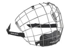 Mřížky k hokejovým helmám
