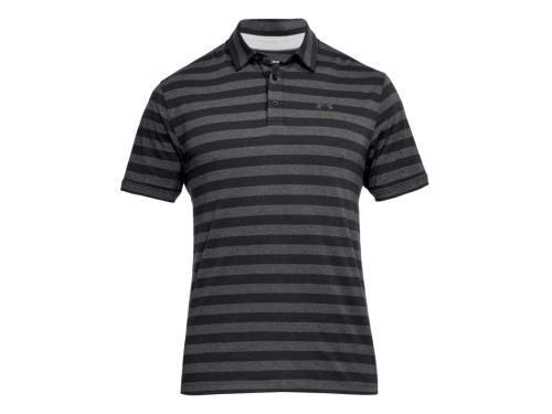 Pánske tričko Under Armour CC Scramble Stripe POLO 001