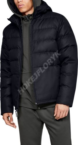 Pánská bunda Under Armour Sportstyle Down Hooded Jacket 001