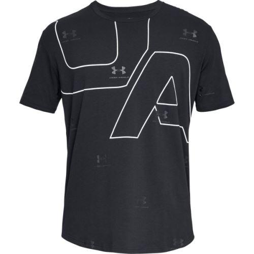 Pánské triko Under Armour 5th Ave 001