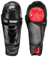 Juniorské holeně BAUER S18 VAPOR X900 LITE SHIN GUARD - JR