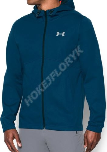 Pánská bunda Under Armour Spring Swacket Modrá S