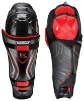 Juniorské holeně BAUER S18 VAPOR 1X LITE SHIN GUARD - JR