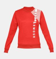 Dámská mikina Under Armour Synthetic Fleece Crew 877