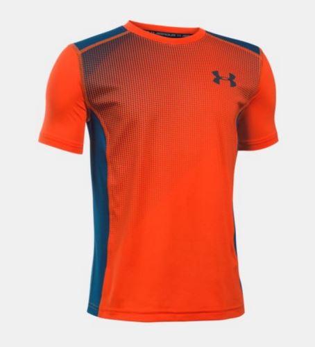 Dětské tričko Under Armour Select Oranžové