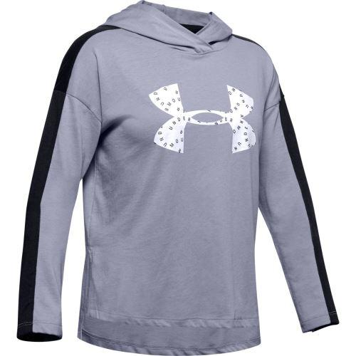 Dívčí mikina Under Armour Favorites Jersey Hoodie 555