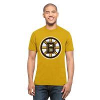 Pánske tričko NHL Boston Bruins 47 Splitter Tee, veľ.L