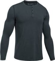 Pánské triko Under Armour Threadborne Fitted Knt Henley 016