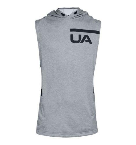 Pánske tričko Under Armour MK1 Terry Sleeveless 035