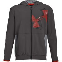 Dětská bunda Under Armour Woven Warm Up Jacket 019