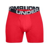 Pánské boxerky Under Armour Charged Cotton 6in 3Pack 600