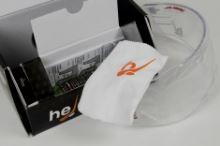 hokejovej plexi Hejduksport vypuklé PROLINE MH 800