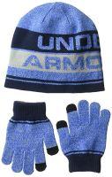 Detský set Under Armour Combo - čiapka + rukavice 907
