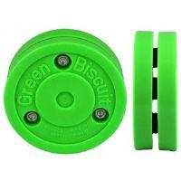 Puk na tréning stickhandling a prihrávok - Green Biscuit