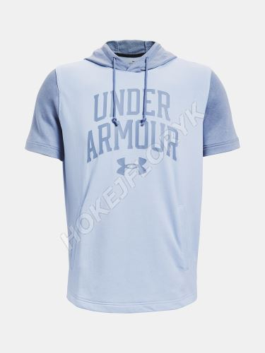 Pánské triko Under Armour UA RIVAL TERRY CLRBLK SS HD 438