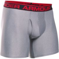 "Pánské boxerky Under Armour The Original 6"" Šedé"