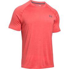 Pánské triko Under Armour Tech Signální oranžová