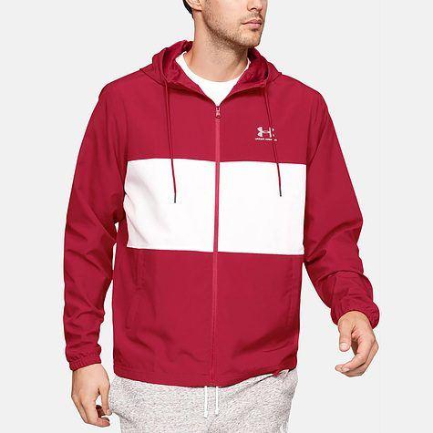 Pánská bunda Under Armour Sportstyle Wind Jacket 633