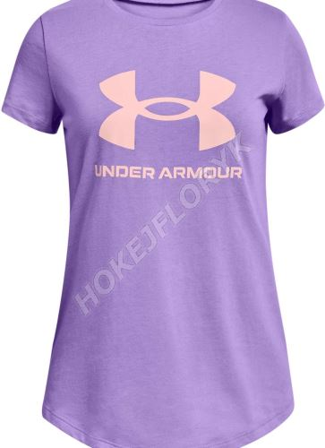 Dětské tričko Under Armour Live Sportstyle Graphic SS 576