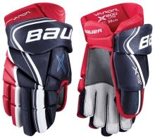 Juniorské rukavice BAUER S18 VAPOR X900 LITE GLOVES - JR