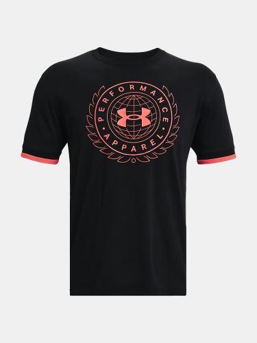 Pánské triko Under Armour Crest SS 001