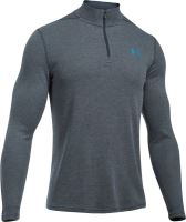 Pánska mikina Under Armour Threadborne Fitted 1/4 Zip (ľahká) 010