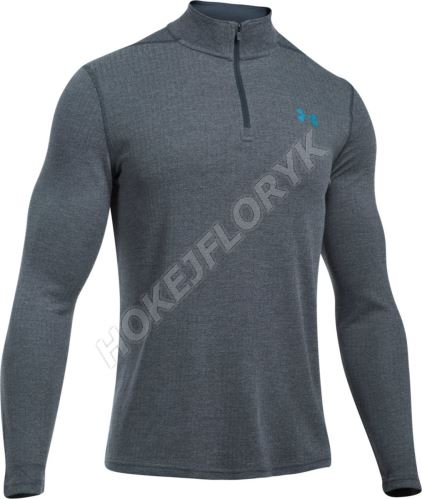 Pánská mikina Under Armour Threadborne Fitted 1/4 Zip (lehká) 010