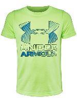 Dětské tričko Under Armour Big Logo Hybrid 2.0 752