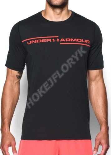 Pánské triko Under Armour Threadborne Cross Cest 002