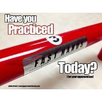 Pomůcka na trénink stickhandlingu - Fast Hands
