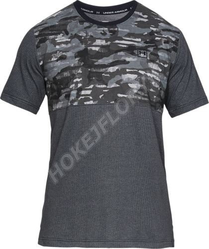 Pánske tričko Under Armour Sportstyle Cotton Mesh 001