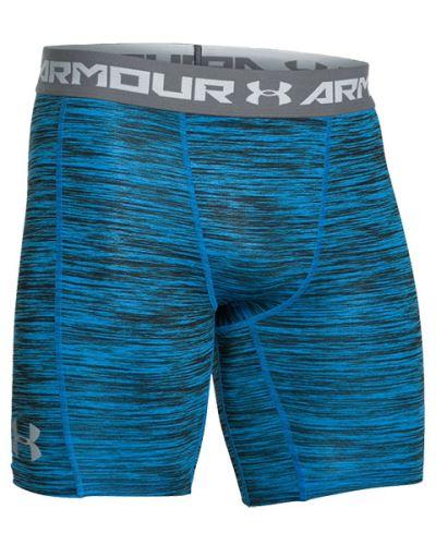 Kompresní kraťasy Under Armour HeatGear Coolswitch Modré S