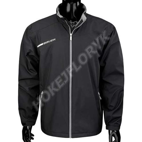 Bunda BAUER FLEX JACKET SR-BLK (1048386)