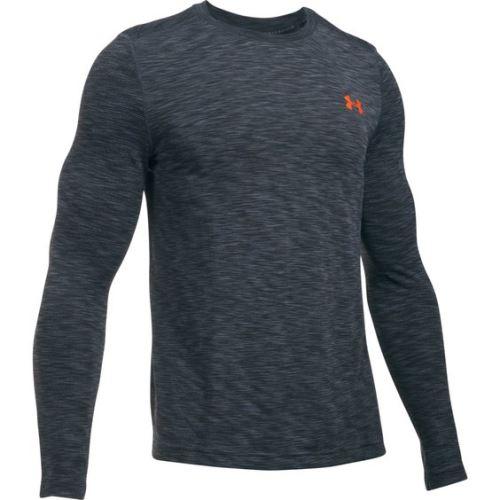 Pánske tričko Under Armour Threadborne Seamless Čierno / šedé