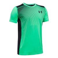 Detské tričko Under Armour Select Zelené 300