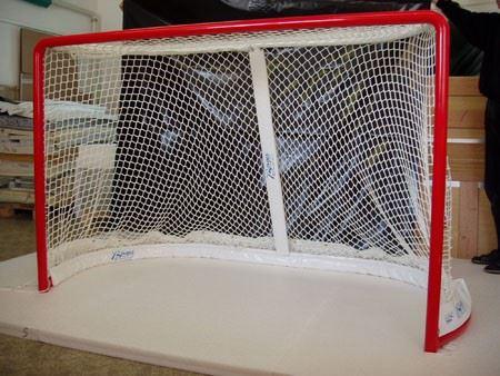 Hokejová bránka - CANADA 72 - konstrukce bez sítě