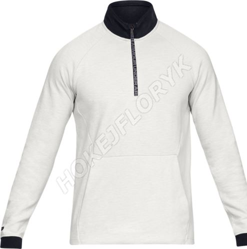 Pánska mikina Under Armour Unstoppable 2X Knit 1/2 Zip 112