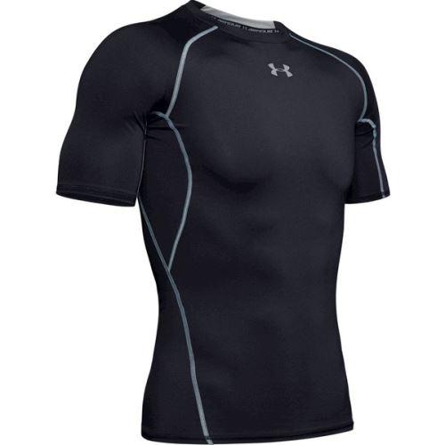 Pánske kompresné tričko Under Armour HeatGear Armour Tee 001