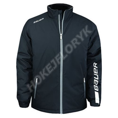 Bunda BAUER EU WINTER JACKET SR - BLK