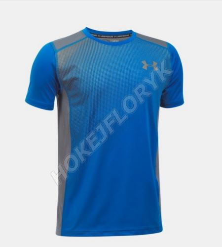Detské tričko Under Armour Select Modré