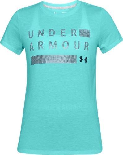 Dámské tričko Under Armour Tborne Train Graphic Twist 425