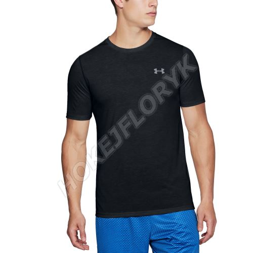 Pánske tričko Under Armour Threadborne Fitted Printed 001
