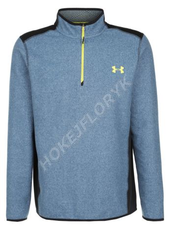 Pánská mikina Under Armour ColdGear INFRARED Performance 1/4 Zip Sv.modrá S