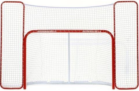 """Hokejová branka Winnwell ProForm 72"""" s postranní sítí"""