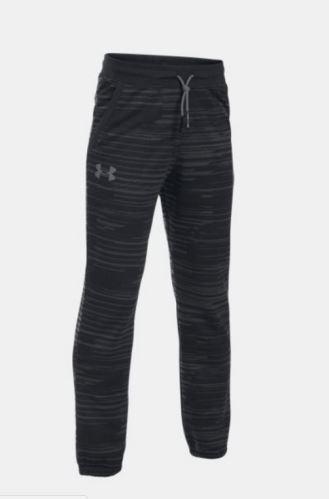 Detské tepláky Under Armour Sportstyle Jogger Čierno / šedé