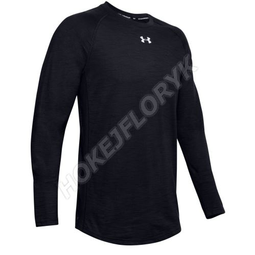 Pánské triko Under Armour Charged Cotton LS 001
