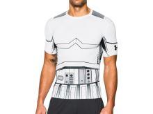 Pánske kompresné tričko Under Armour Trooper Full Suit