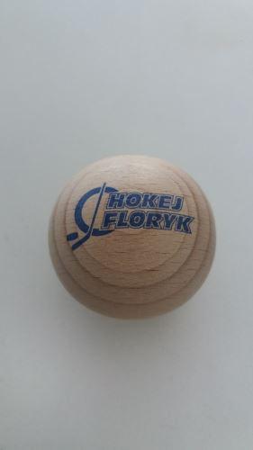 Pomôcka na tréning stickhandling - Wooden Ball
