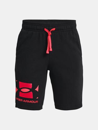 Dětské kraťasy Under Armour Rival Terry BL Shorts 001