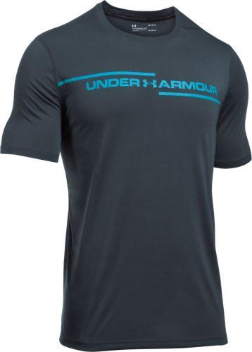 Pánske tričko Under Armour Threadborne Cross Chest 008 S